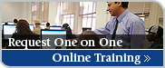 Request One on One Online Training