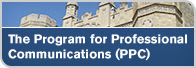 The Program for Professional Communications (PPC)