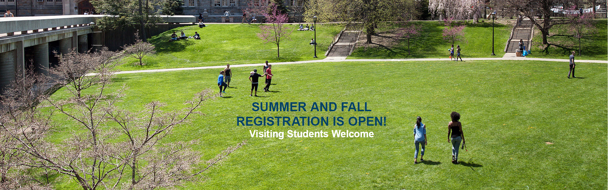 Summer Registration 2019