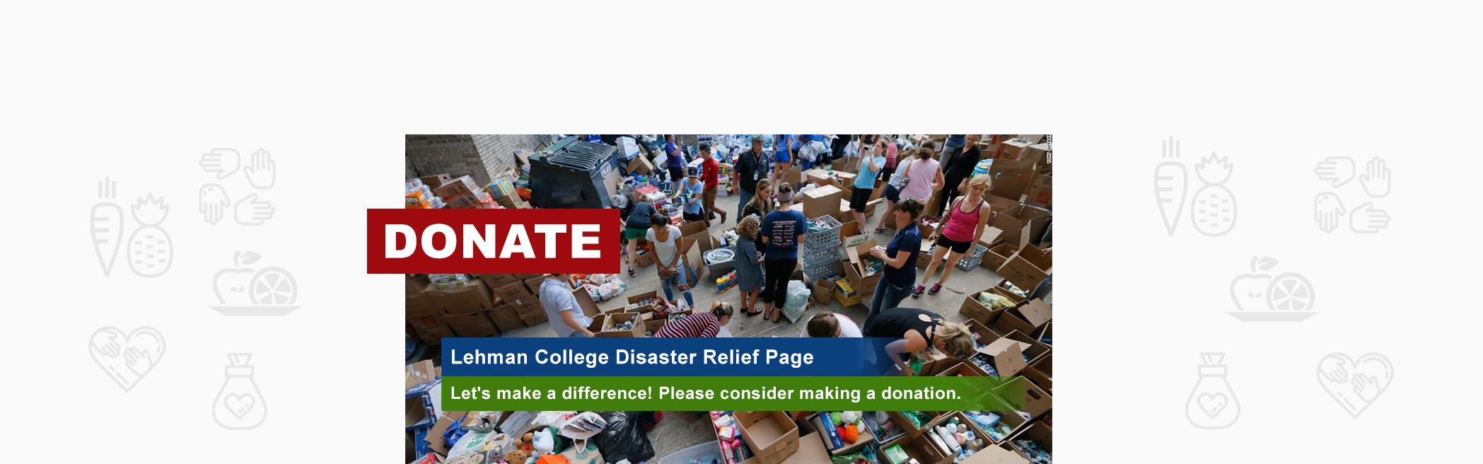 Hurricane Relief Fund