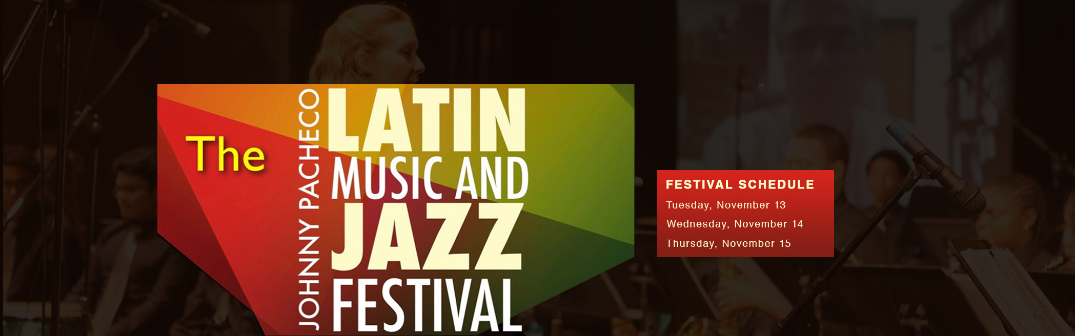 2018 Lehman College - Johnny Pacheco Latin Music and Jazz Festival