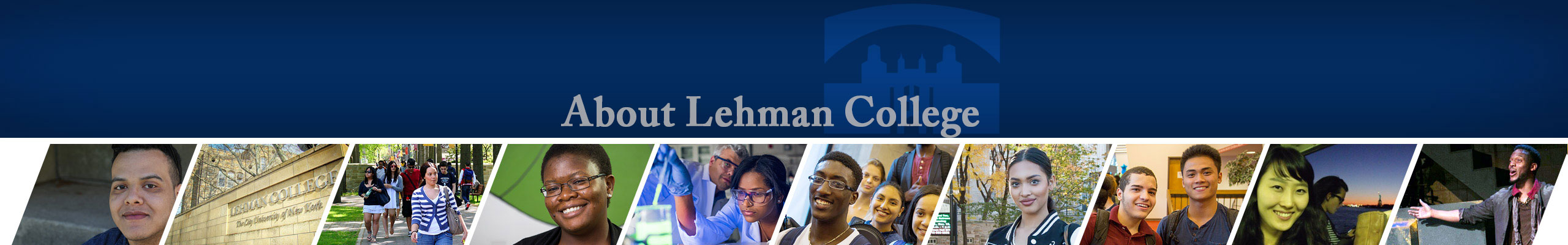 About Lehman College Banner Image