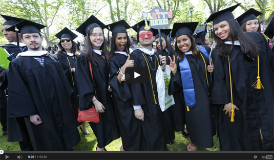 Lehman College 2014 Commencement Ceremony