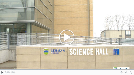 Lehman College's Science Hall Opens