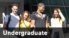 Photo of Lehman Undergraduate Students