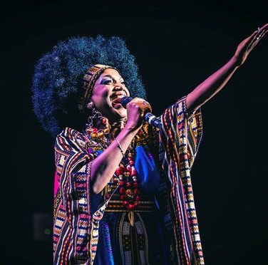 Photo of Celia Cruz