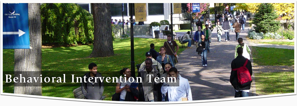 Behavioral Intervention Team (BIT)