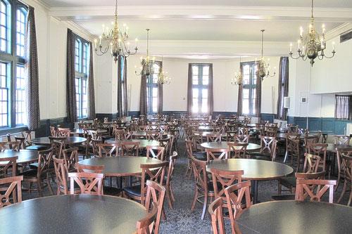 Lehman College Faculty Dining Room