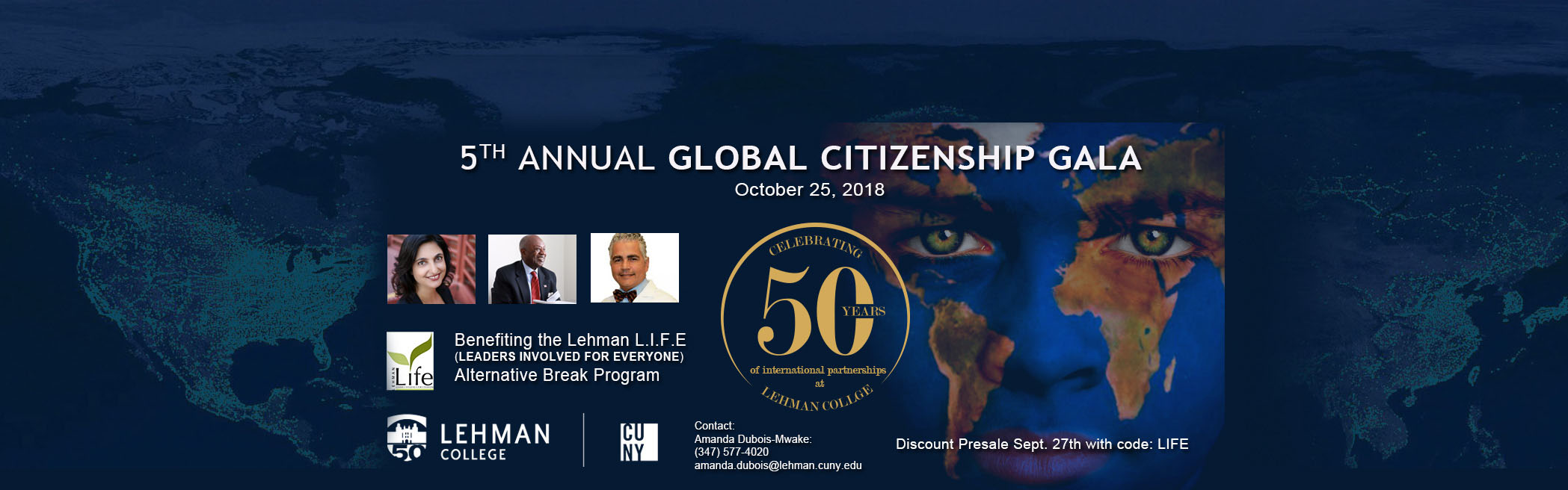 2018 Annual Global Citizenship Gala