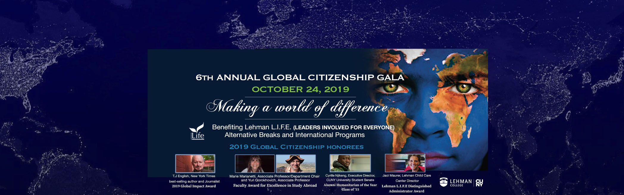 2019 Annual Global Citizenship Gala
