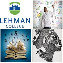 collage with Lehman College logo