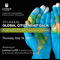 Lehman College 4th Annual Global Citizenship Gala
