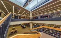 Photo of Leonard Lief Library