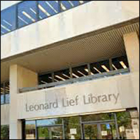 Leonard Lief Library Extended Hours