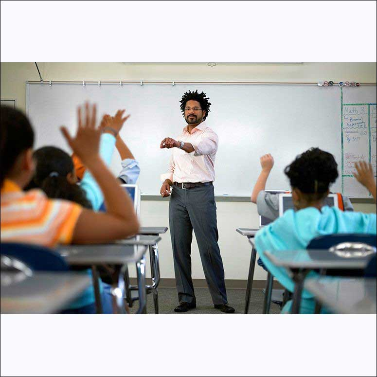 Lehman Urban Transformative Education Teacher Opportunity Corps