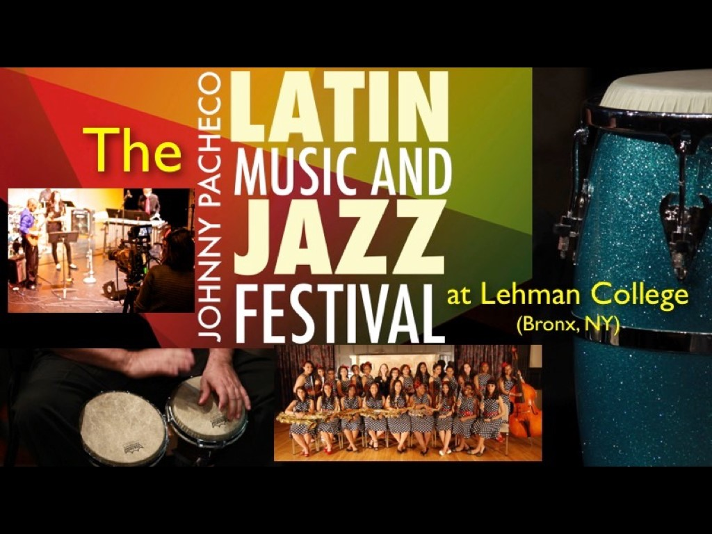 Ninth Annual Johnny Pacheco Latin Music and Jazz Festival