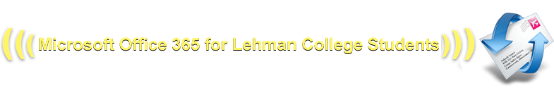 Lehman College - Live at Lehman Student Email System