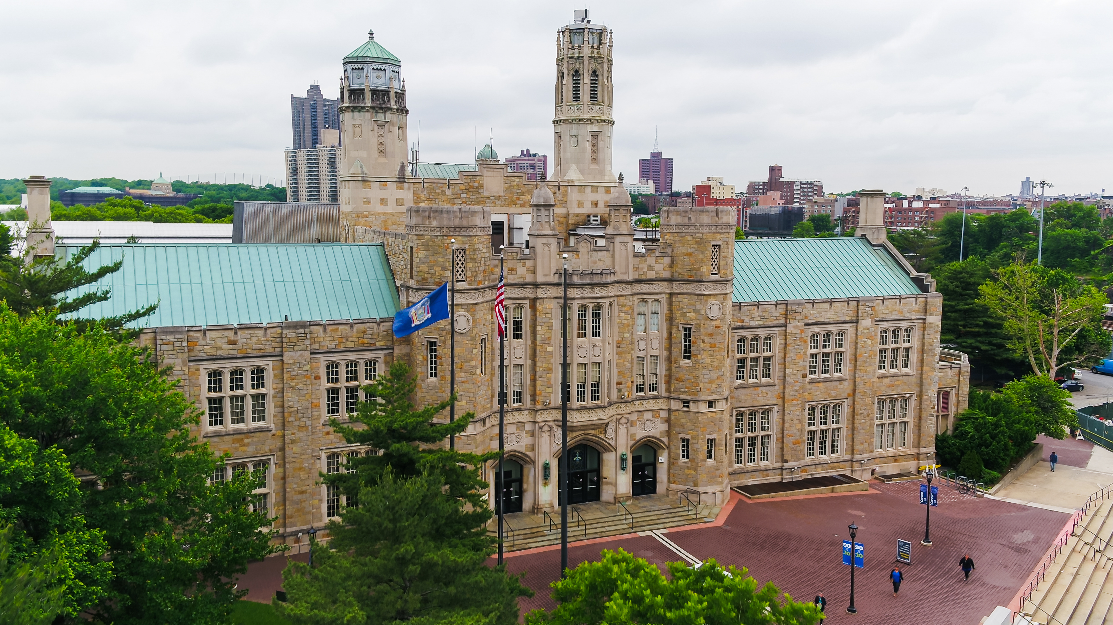Photo of Lehman College Music Building