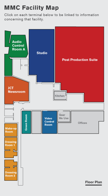 MMC Facilities Map