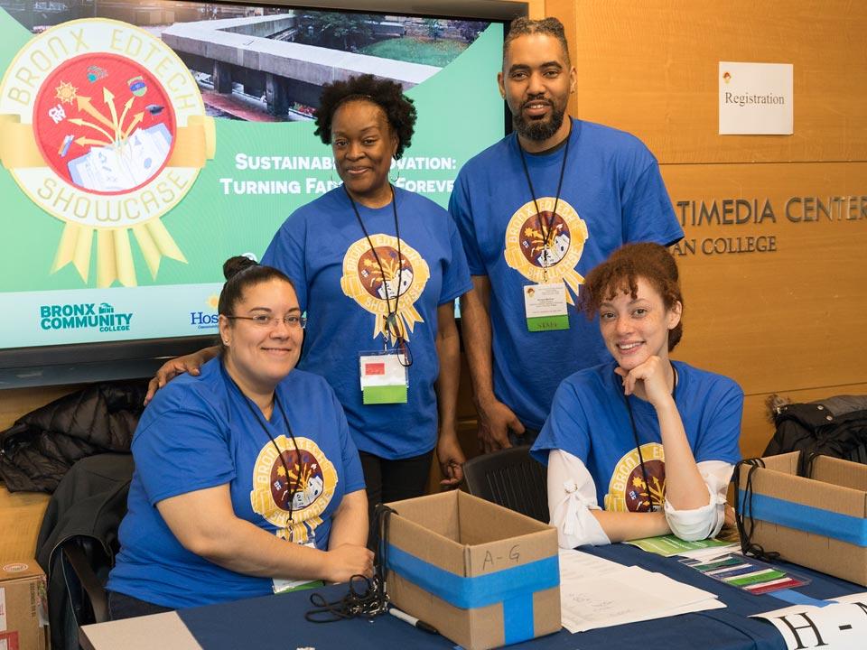 Lehman Hosts Bronx EdTech Showcase Celebrating Education Innovation