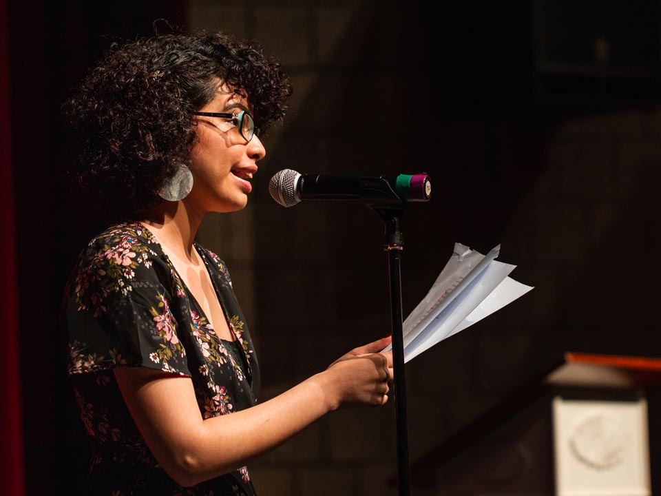 Latinx Writers Featured at Lehman for National Poetry Month