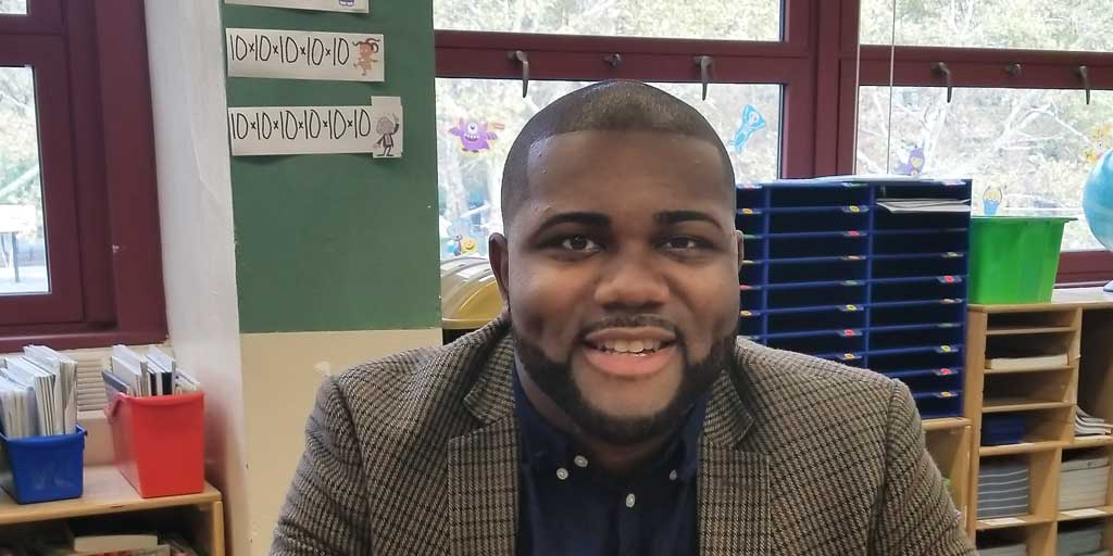 NYC Men Teach Scholar Wins Prestigious Award