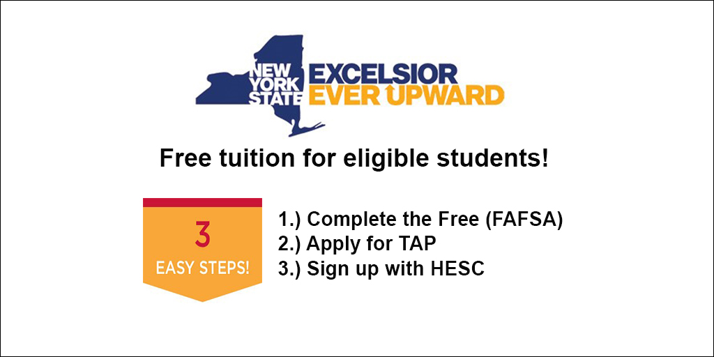 New York State Excelsior Scholarship