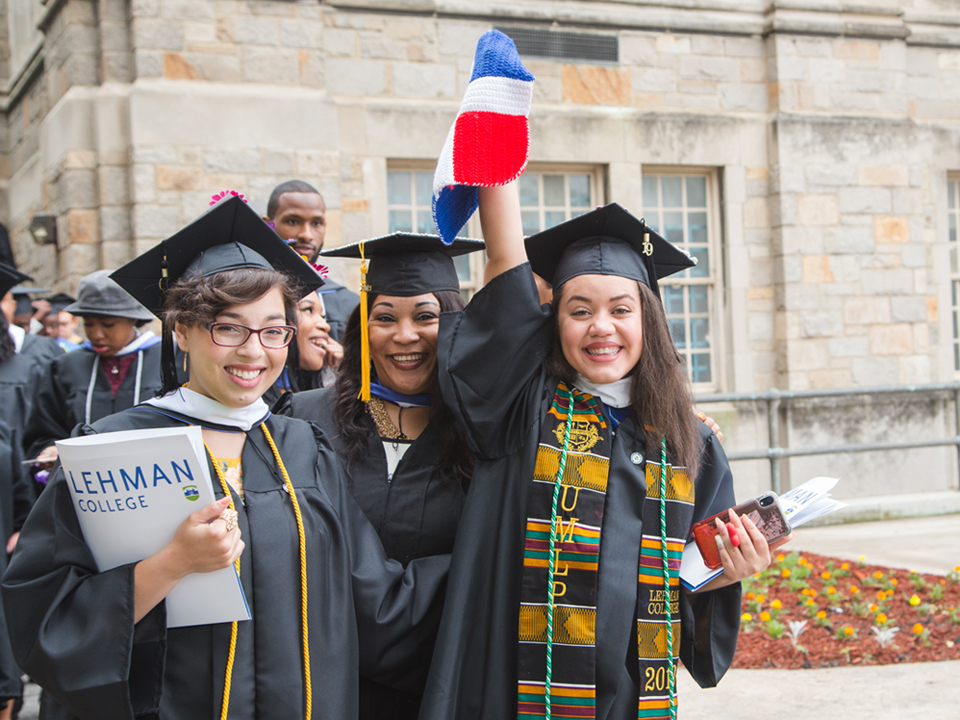 "Photo of U.S. News and World Report released its annual ""Best Colleges"" Rankings on Sept. 9, listing Lehman College No. 1 on the ""Student Debt Load at Graduation (Least Debt)"" List for regional universities in the North."