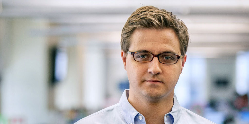 Photo of MSNBC's Chris Hayes