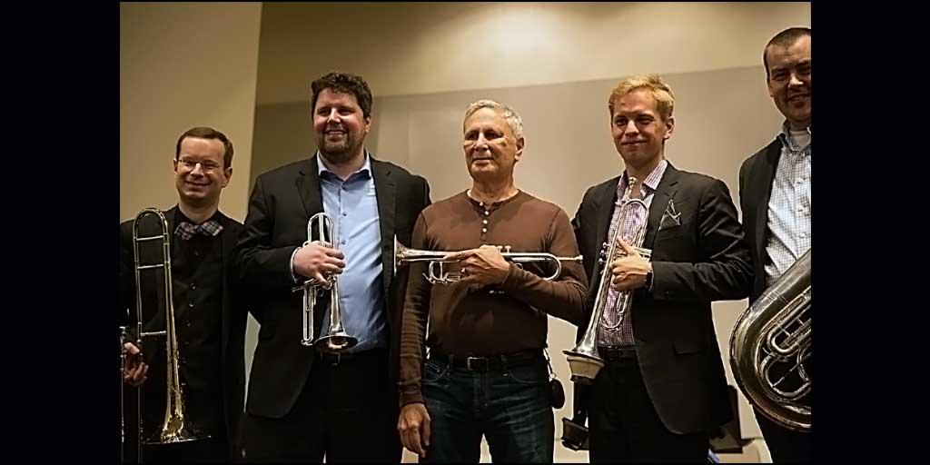 Gaudete Brass Quintet