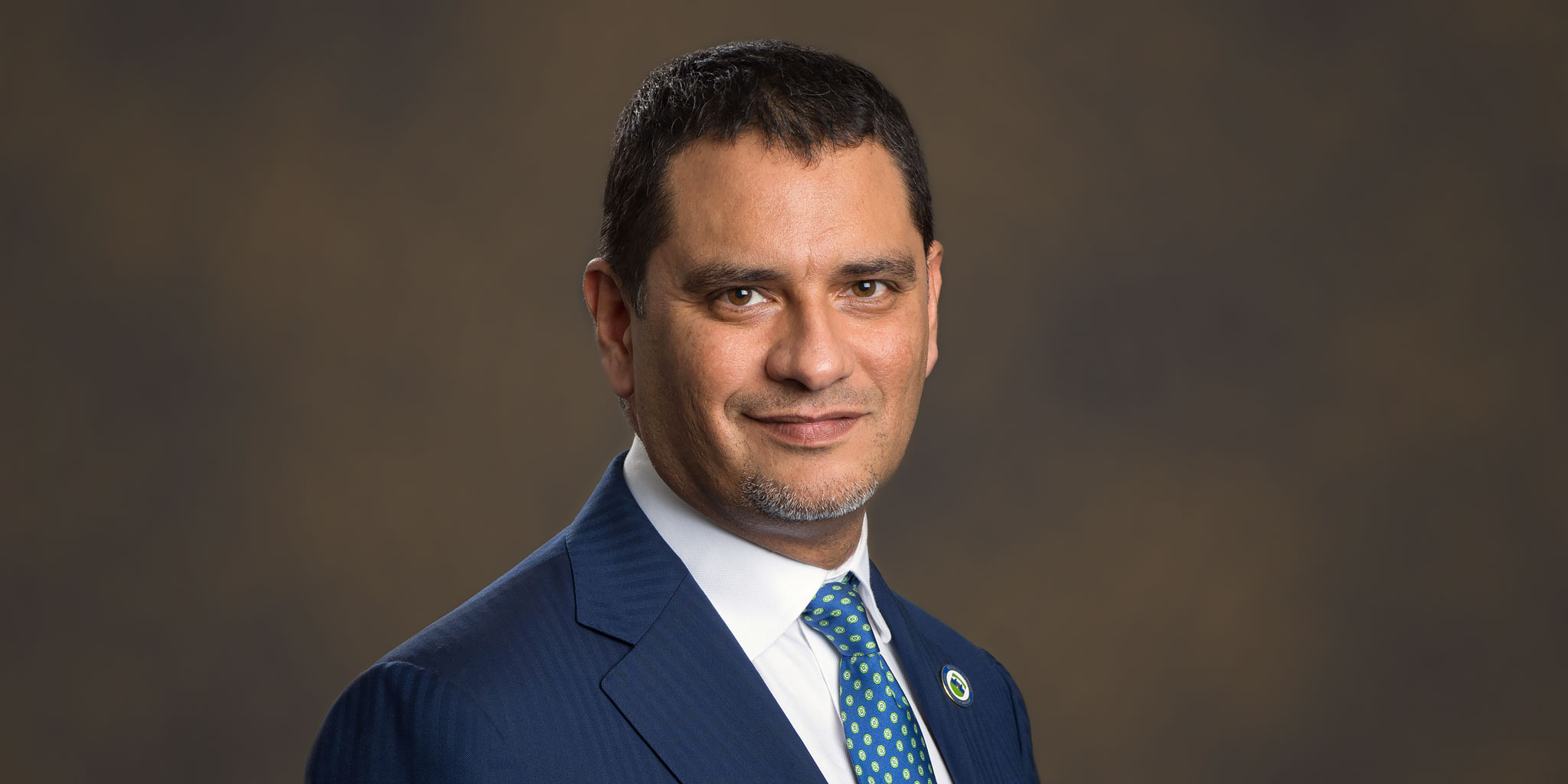 Photo of President Jose Luis Cruz linking to the