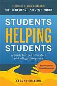 Students Helping Students: A guide for Peer Educator on College Campuses by Steven C. Ender and Fred B. Newton